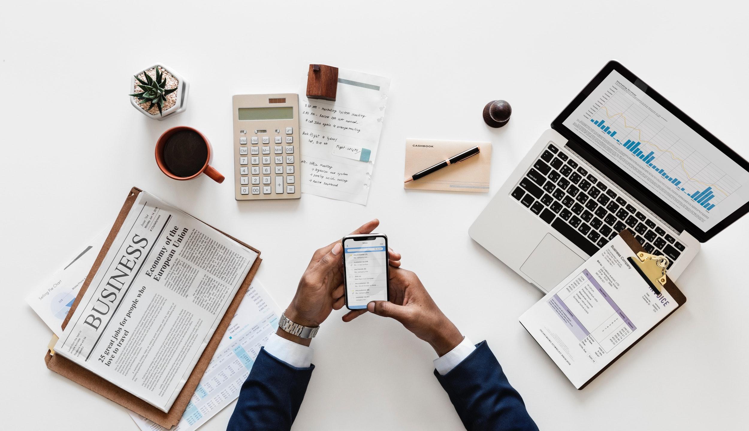 Test om lån och kredit